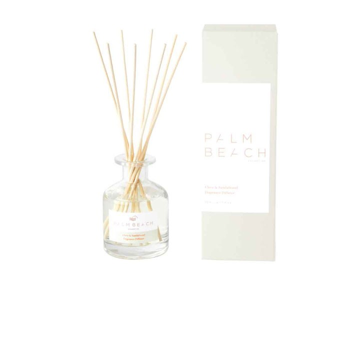 Clove & Sandalwood Fragrance Diffuser