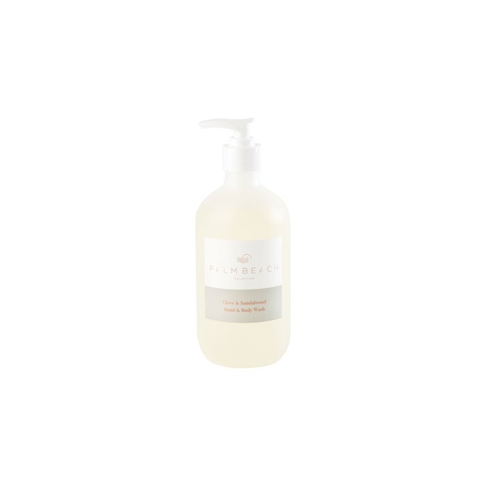 Clove & Sandalwood Hand & Body Wash