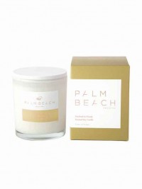 Patchouli & Woods Scented Soy Candle