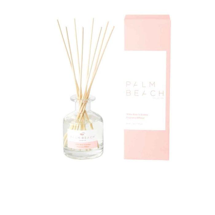 White Rose & Jasmine Fragrance Diffuser